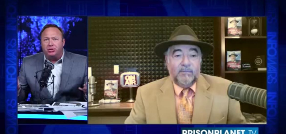 Michael Savage and Alex Jones