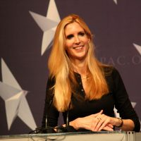 Ann Coulter on the genocide of white farmers in South Africa